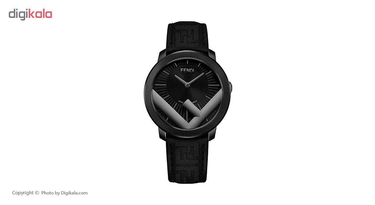 کد تخفیف                                      ساعت مچی عقربه ای مردانه فندی مدل F712611011