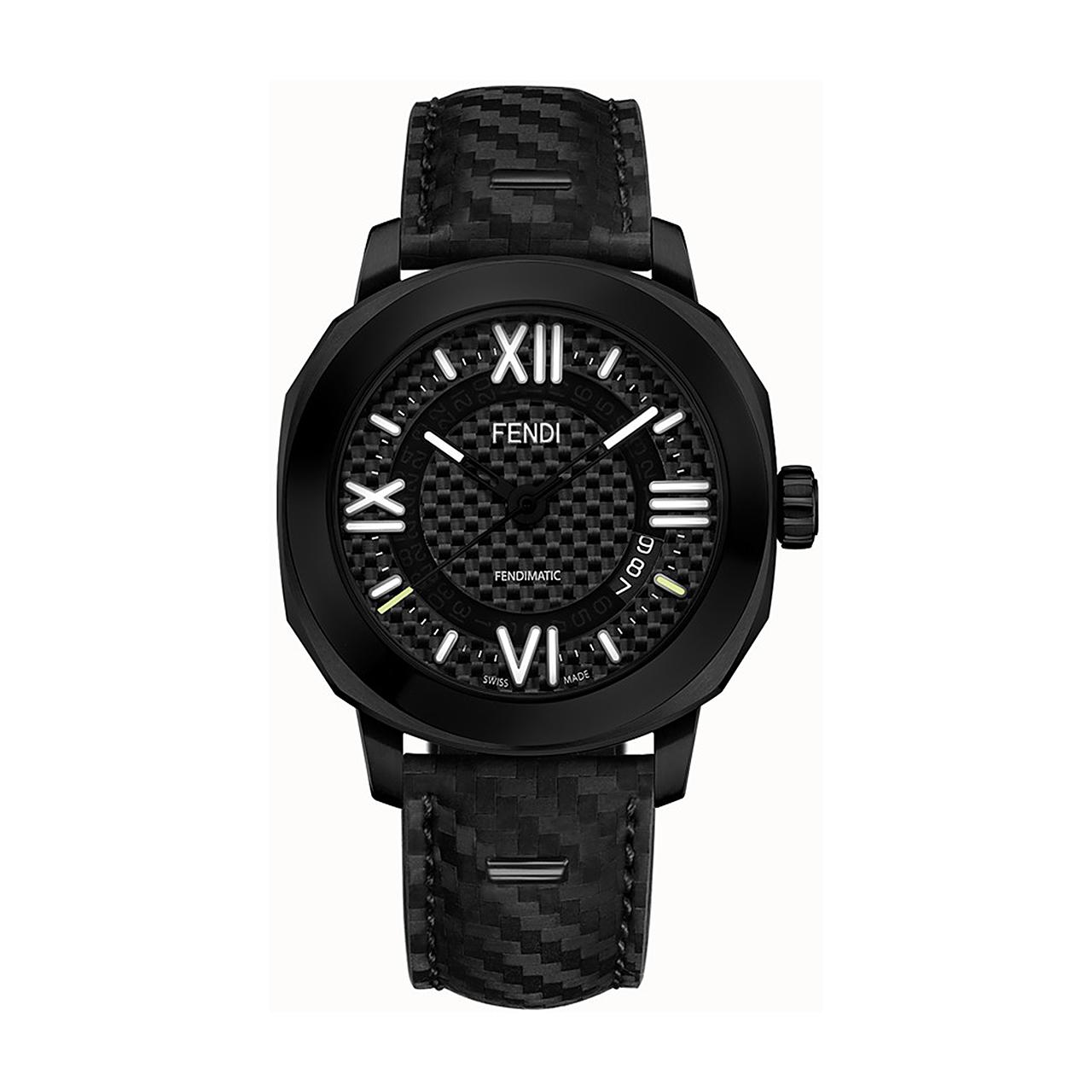 ساعت مچی عقربه ای مردانه فندی مدل F820011111 3