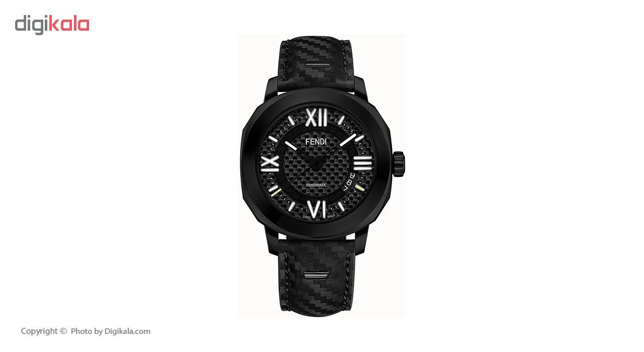 خرید ساعت مچی عقربه ای مردانه فندی مدل F820011111