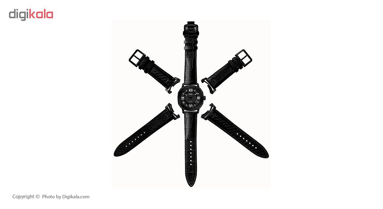 کد تخفیف                                      ساعت مچی عقربه ای مردانه فندی مدل F820011111