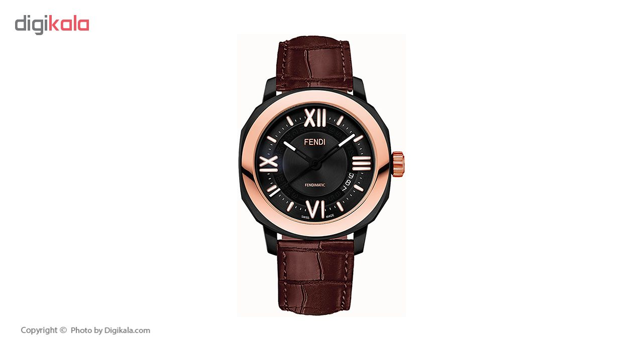 خرید ساعت مچی عقربه ای مردانه فندی مدل F820211011