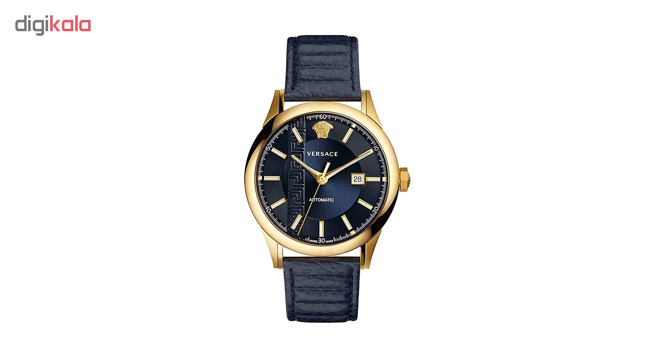 کد تخفیف                                      ساعت مچی عقربه ای مردانه ورساچه مدل V18020017