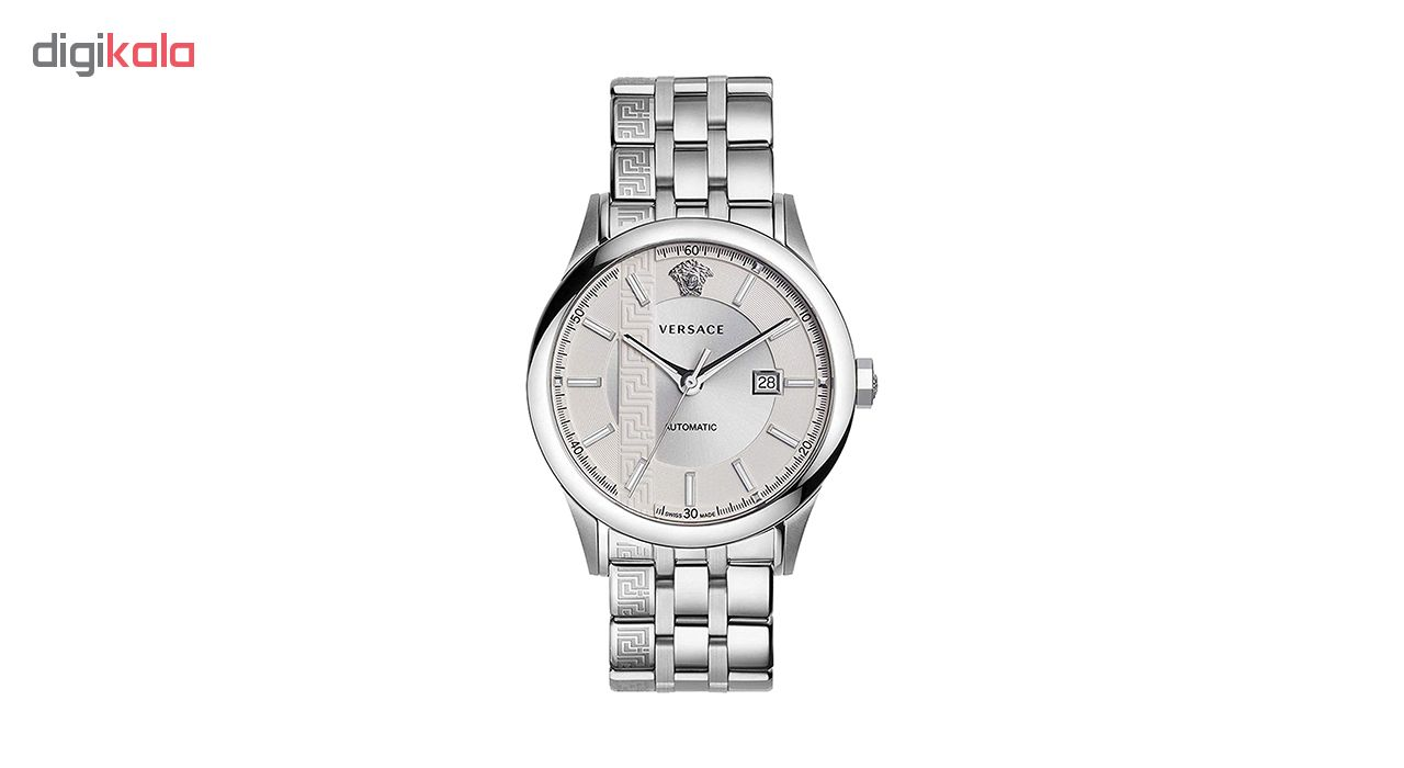 کد تخفیف                                      ساعت مچی عقربه ای مردانه ورساچه مدل V18040017