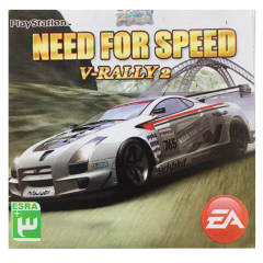 بازی Need for Speed V-Rally 2 مخصوص ps1