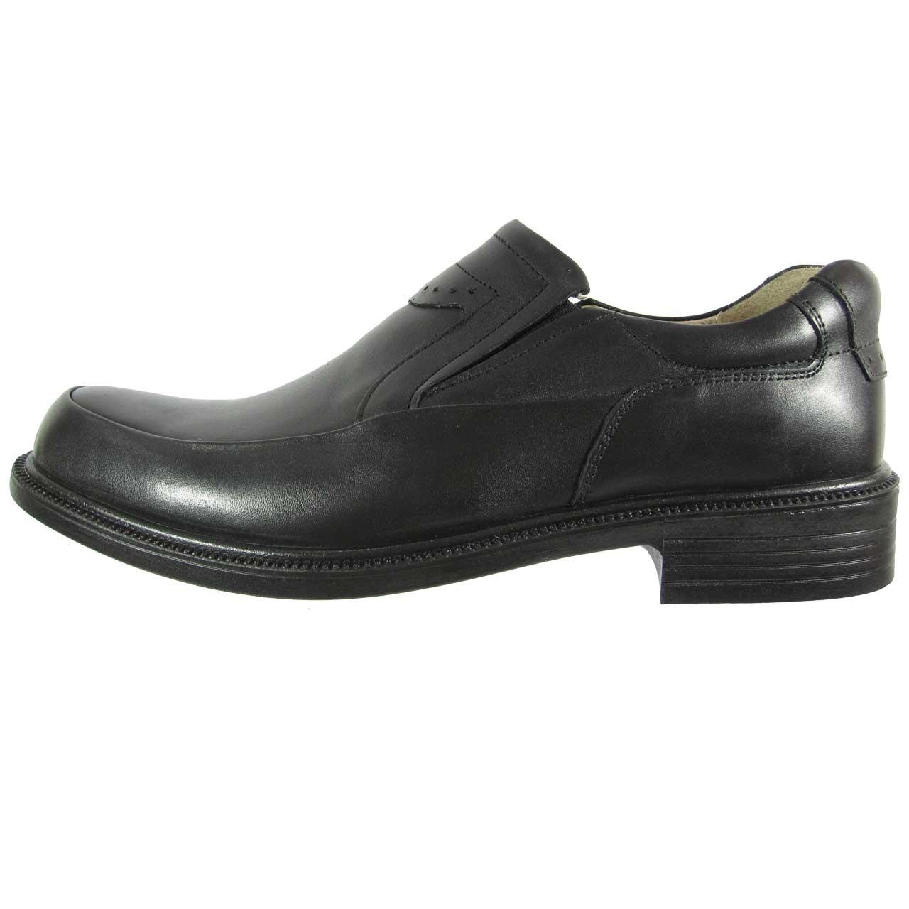 کفش مردانه فرزین مدل Senator کد 1233