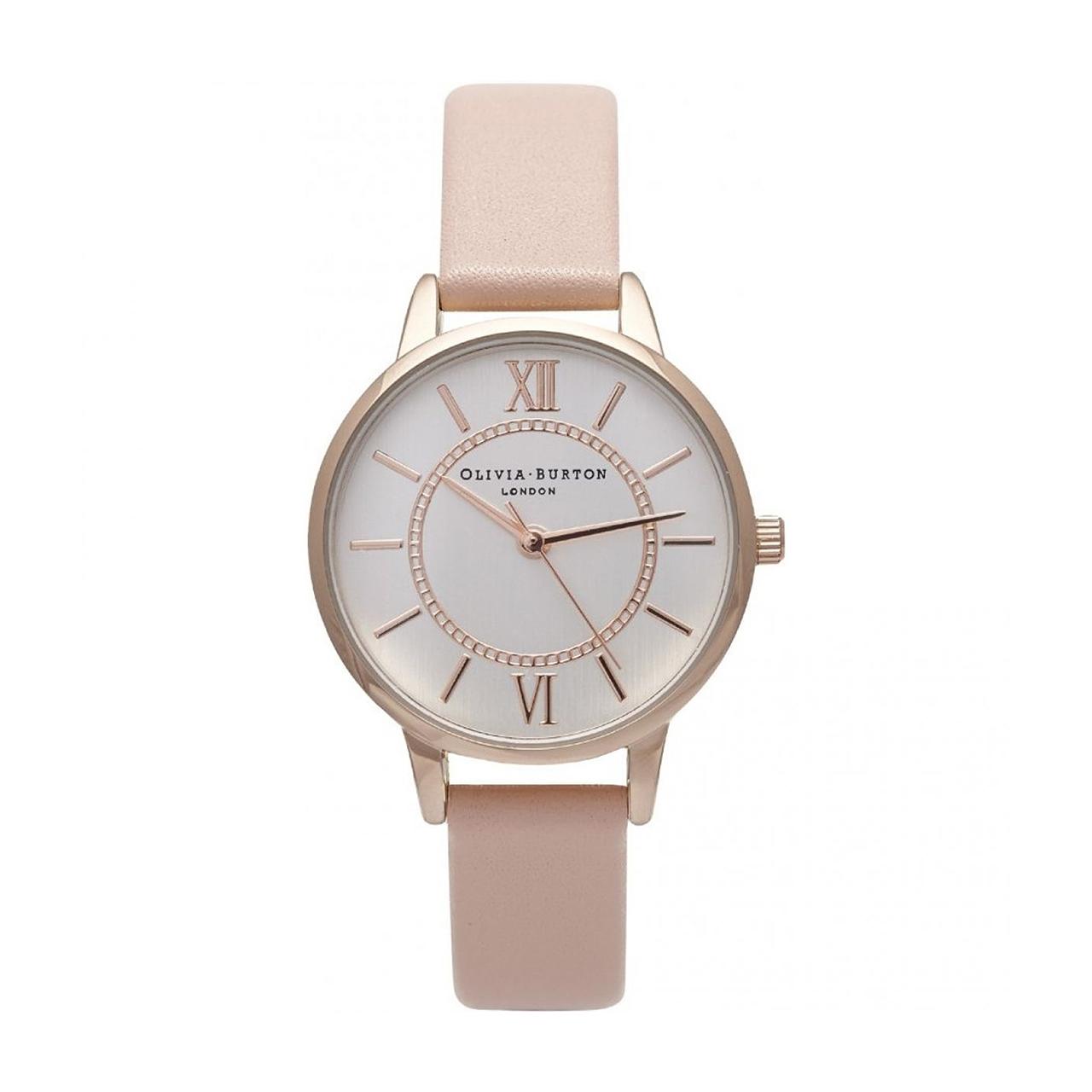 خرید ساعت مچی عقربه ای زنانه الیویا برتن مدل OB15WD28