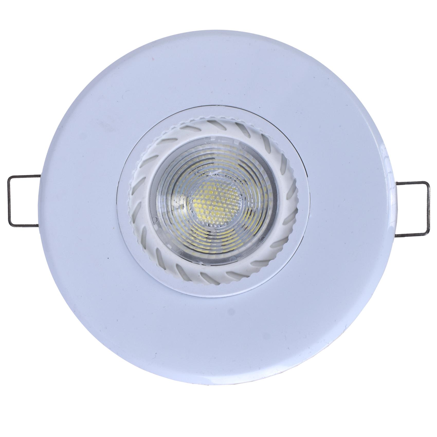 لامپ ال ای دی سقفی  6 وات دلتا مدل هالوژنی