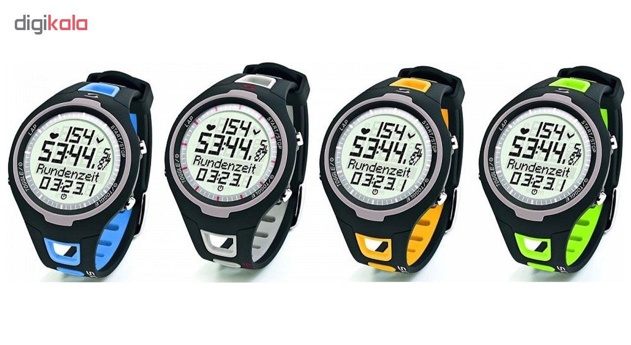 خرید ساعت هوشمند سیگما مدل PC15-11