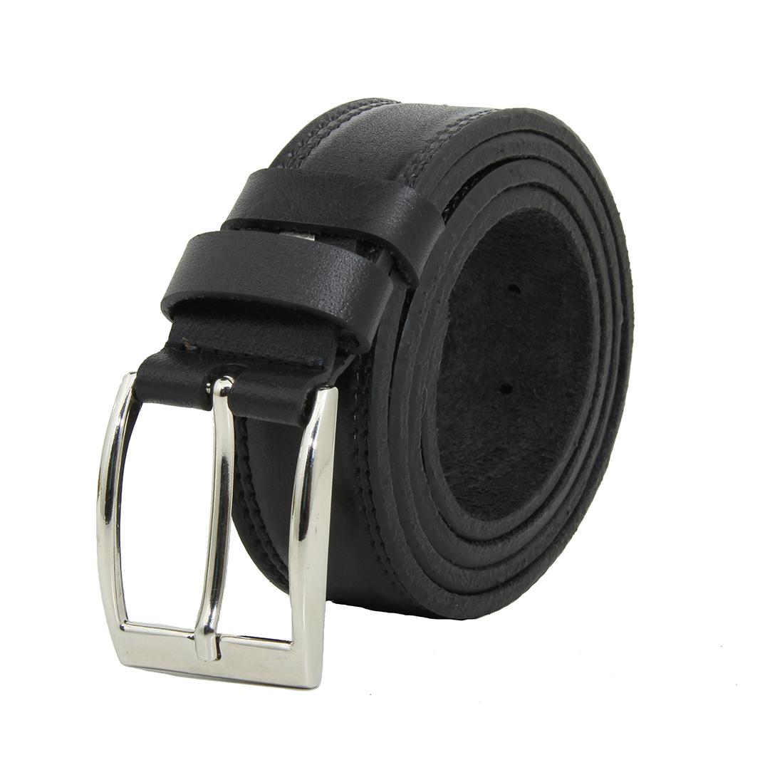 Gamaru Men's Natural leather Belt, G1024 Model