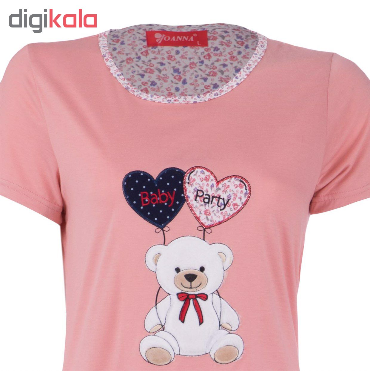 خرید                                      ست لباس راحتی زنانه جوانا مدل238829-3