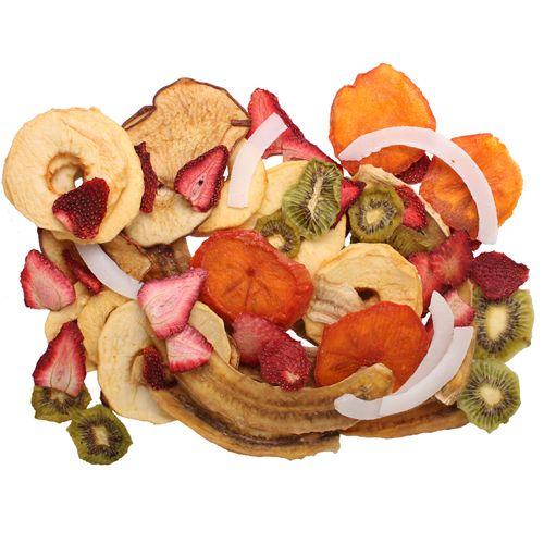 میوه خشک مخلوط فله مقدار 250 گرم