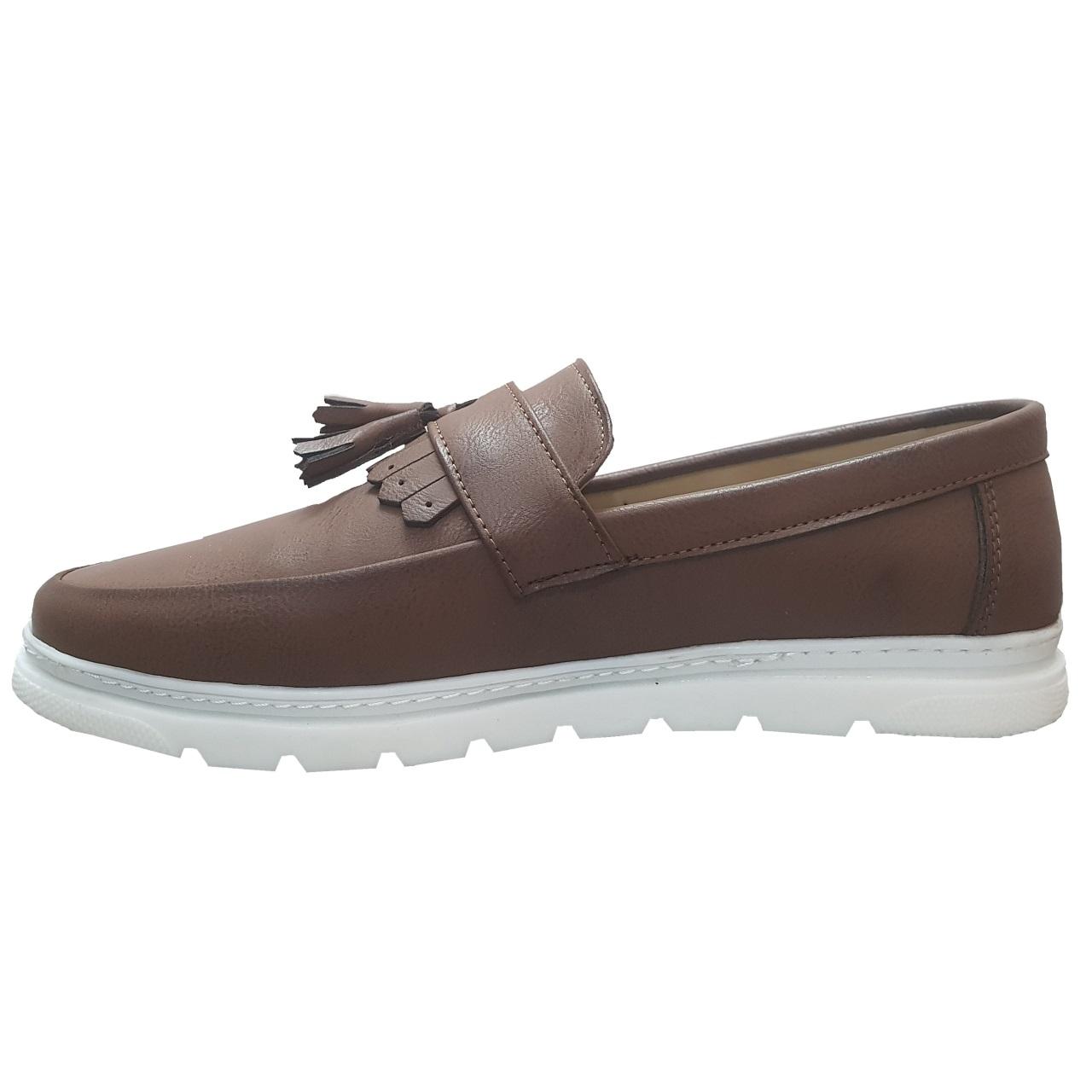 کفش مردانه مدل زامورا کد 4167