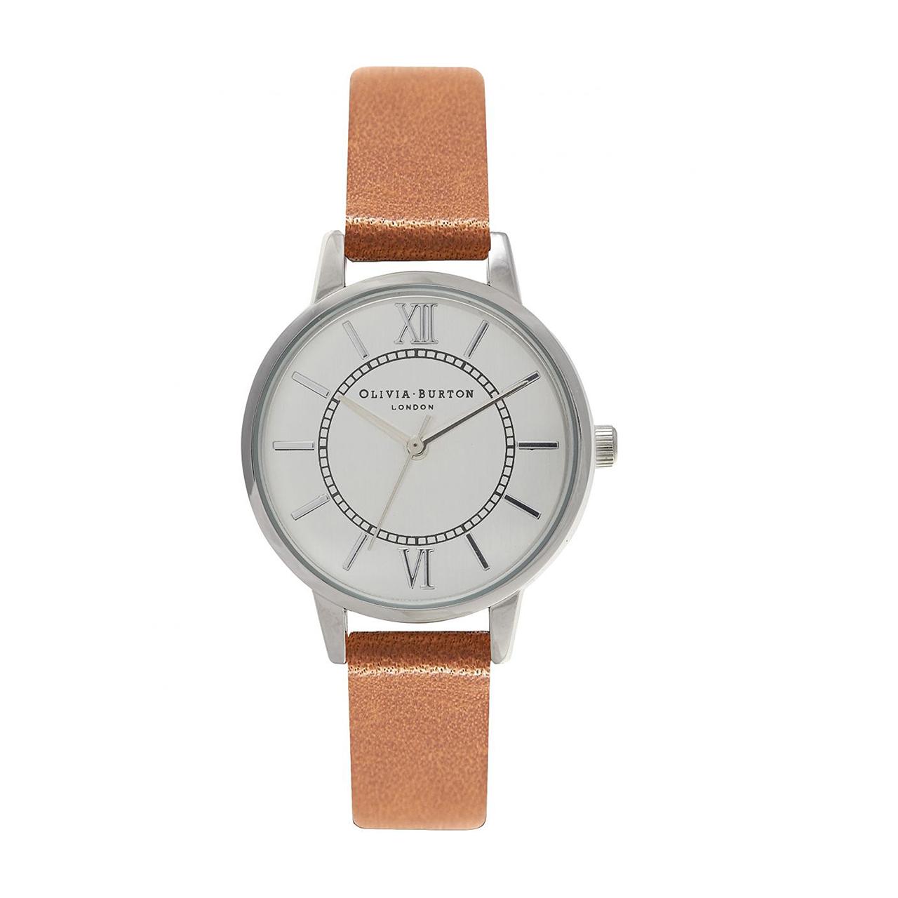 ساعت مچی عقربه ای زنانه الیویا مدل OB15WD41