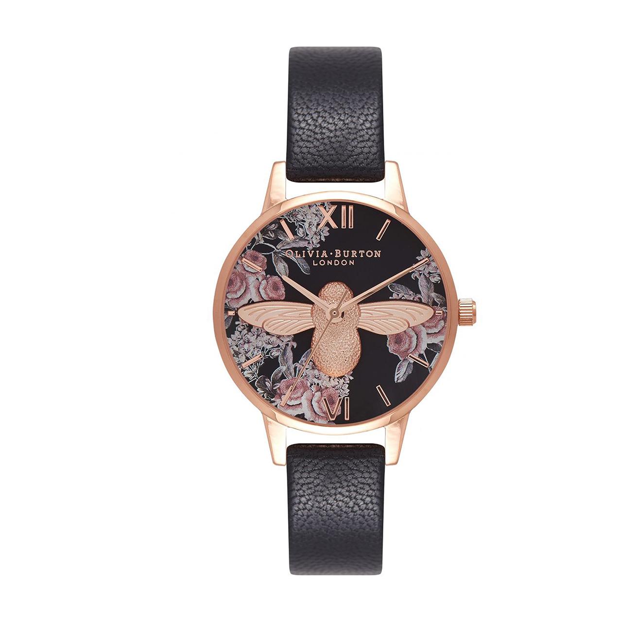 خرید ساعت مچی عقربه ای زنانه الیویا مدل OB16AM100