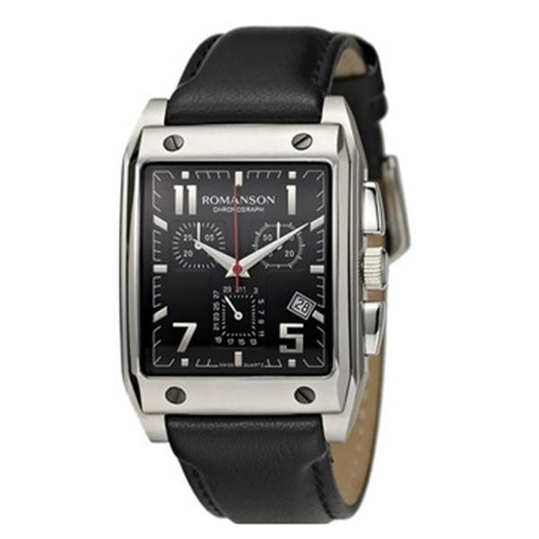 ساعت مچی عقربه ای مردانه رومانسون مدل TL3217HM1DA32W 32