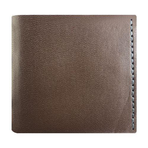 کیف پول چرم طبیعی ای دی گالری مدل G1-BR