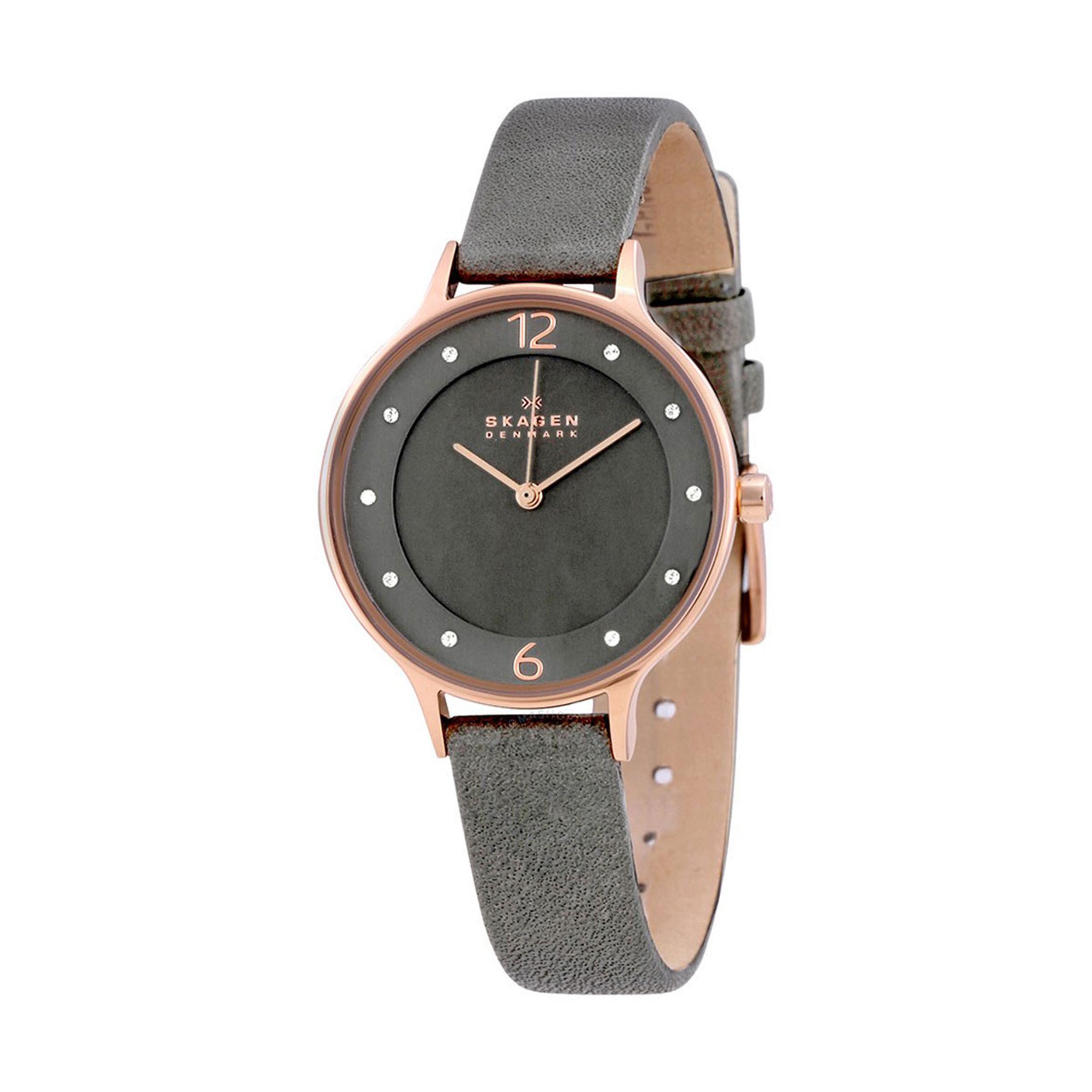 ساعت مچی عقربه ای زنانه اسکاژن دانمارک مدل SKW2267