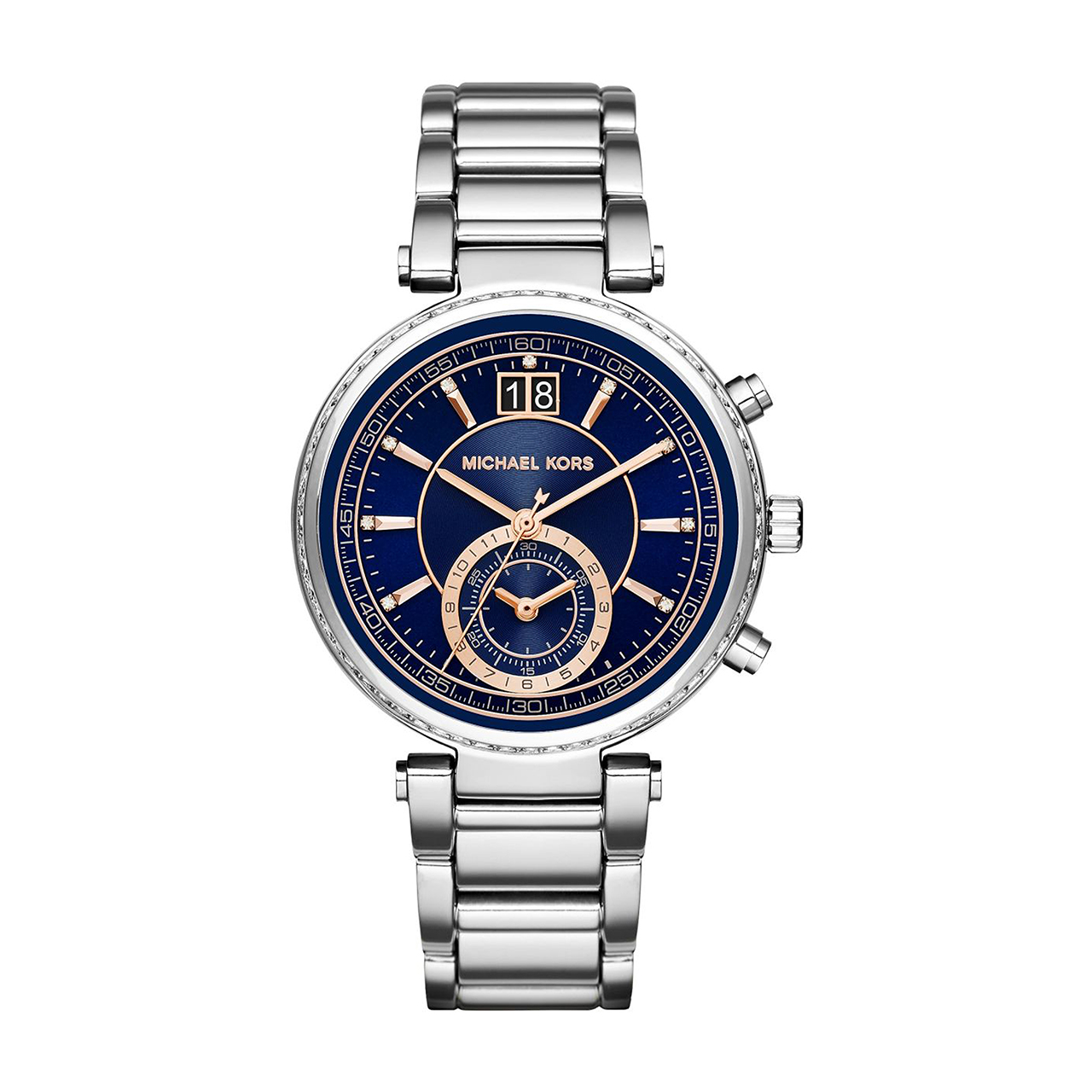 خرید ساعت مچی عقربه ای زنانه مایکل کورس مدل MK6224
