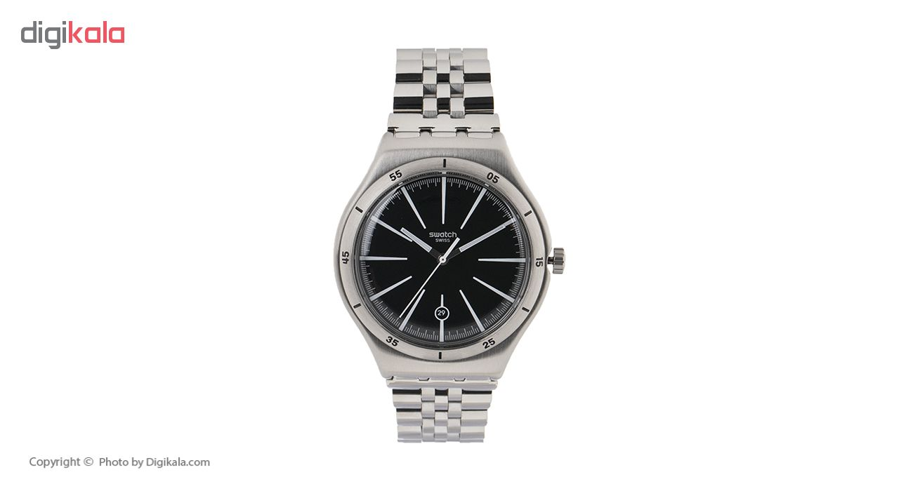 خرید ساعت مچی عقربه ای مردانه سواچ مدل YWS409G-1 | ساعت مچی