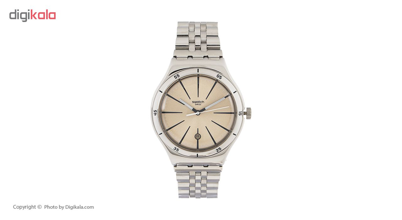 خرید ساعت مچی عقربه ای مردانه سواچ مدل YWS408G-1 | ساعت مچی