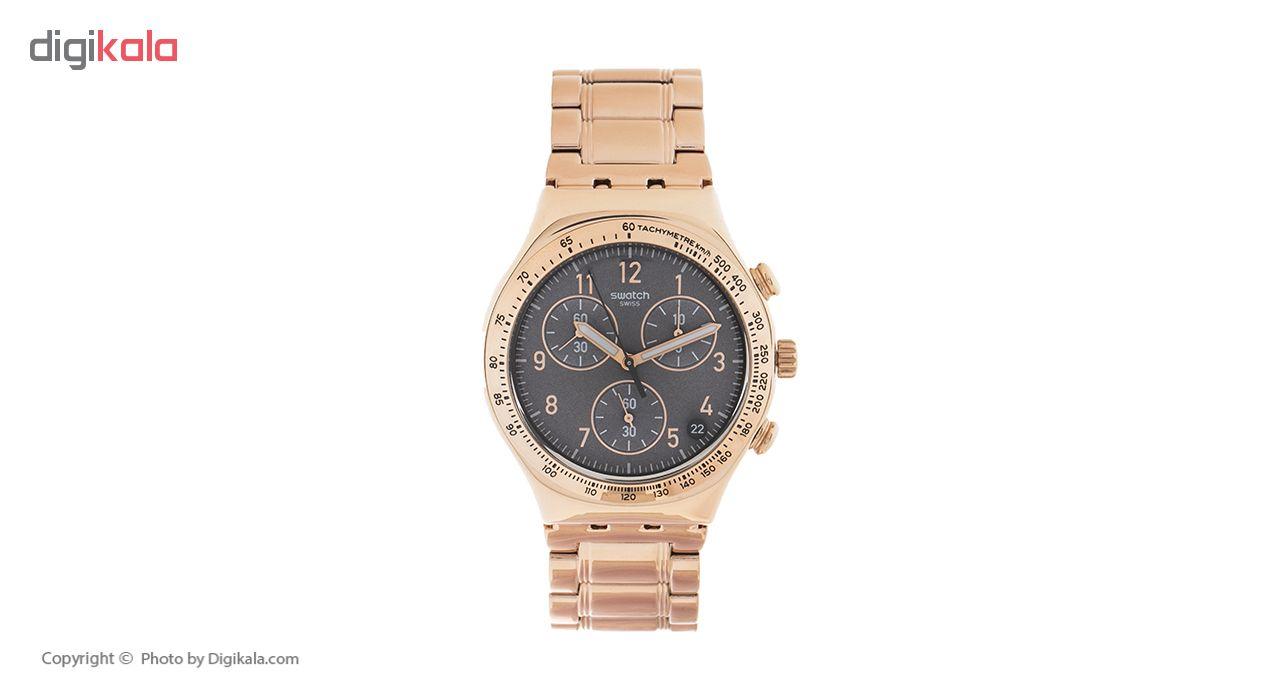 خرید ساعت مچی عقربه ای مردانه سواچ مدل YCG418G