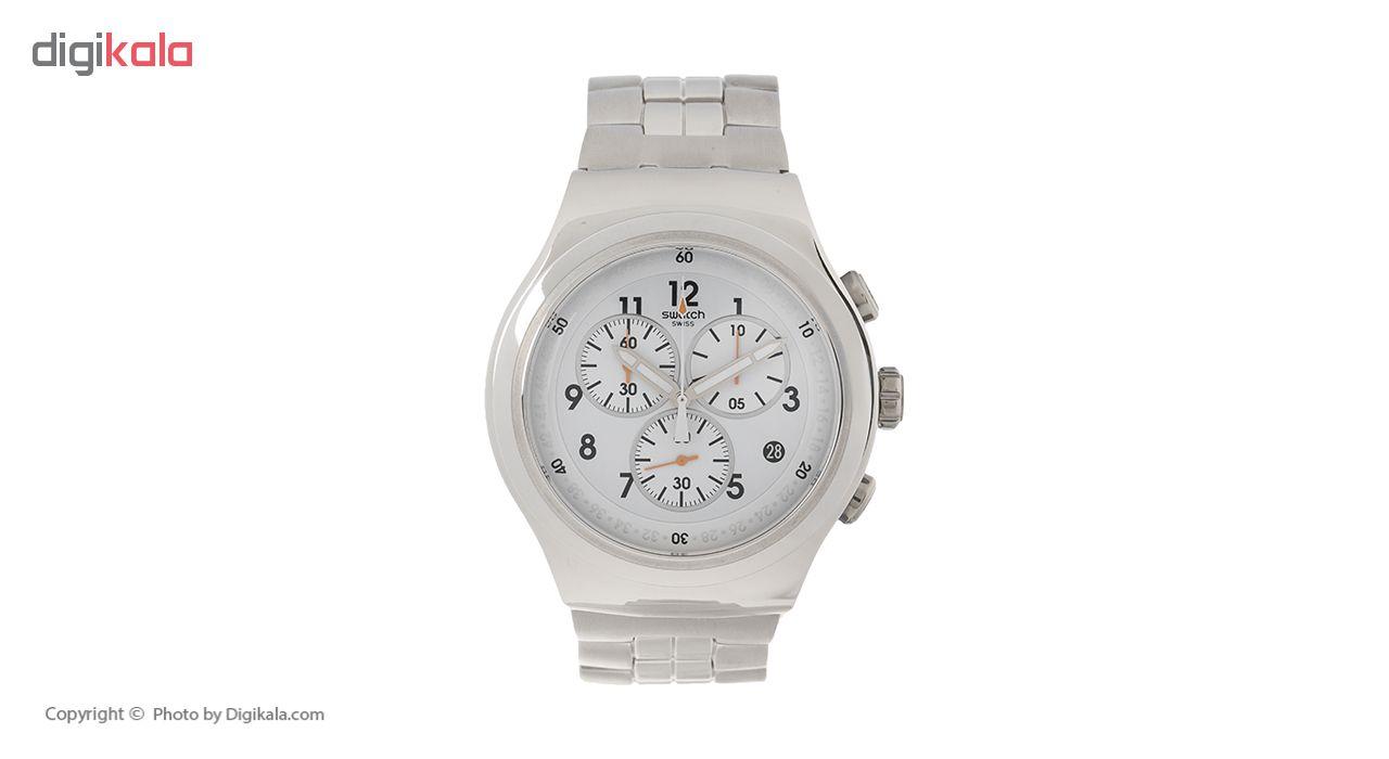 خرید ساعت مچی عقربه ای مردانه سواچ مدل YOS451G
