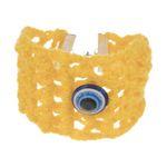 دستبند زنانه طرح چشم نظر کد 9 تک سایز thumb