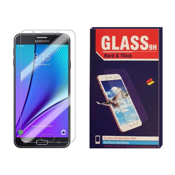 محافظ صفحه نمایش Hard and thick مدل F-001 مناسب برای گوشی موبایل سامسونگ Galaxy J7 core