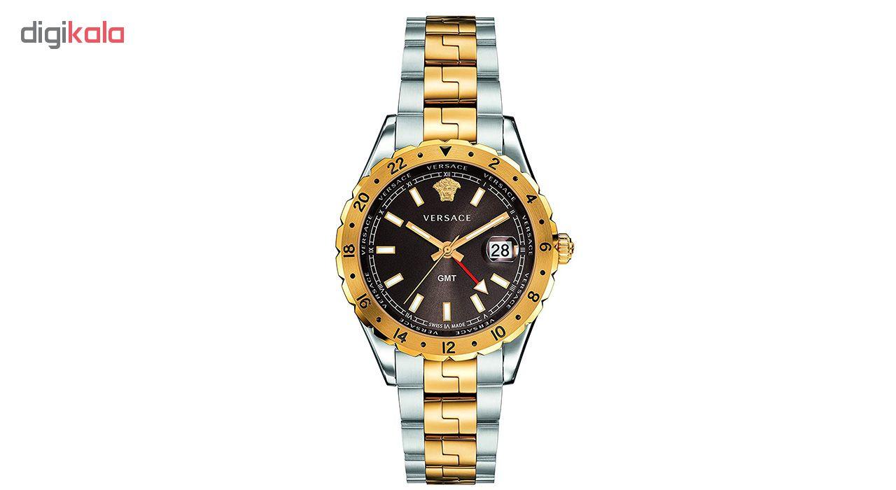 خرید ساعت مچی عقربه ای مردانه ورساچه مدل V11040015