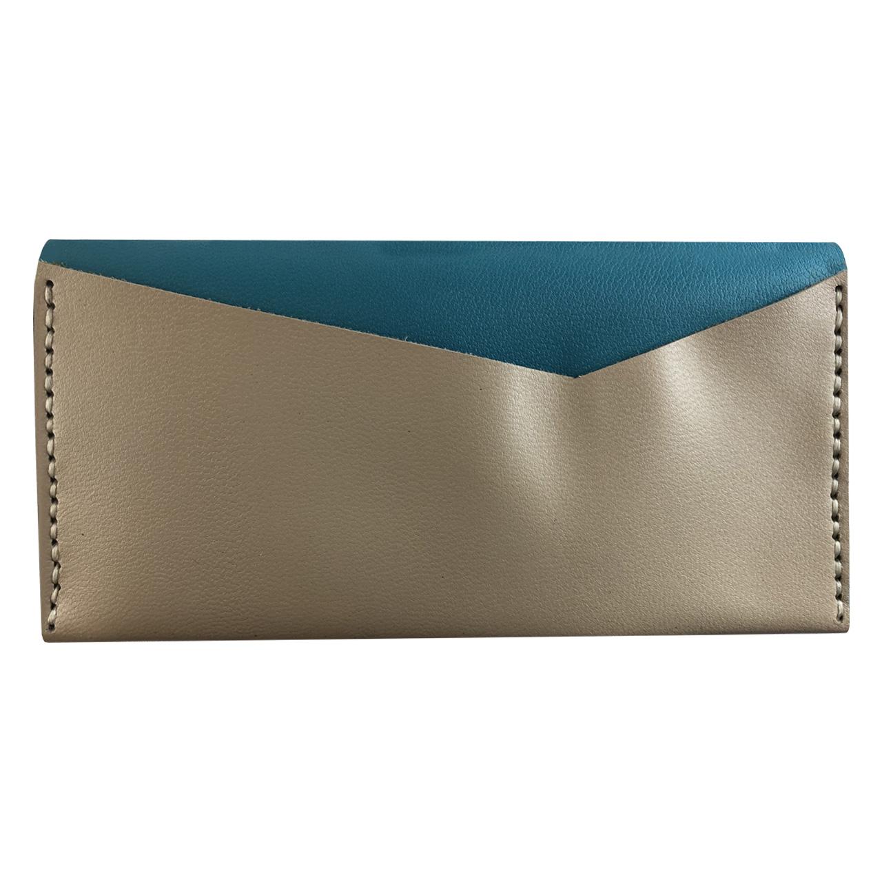 کیف پول چرم طبیعی ای دی گالری مدل R3-GB