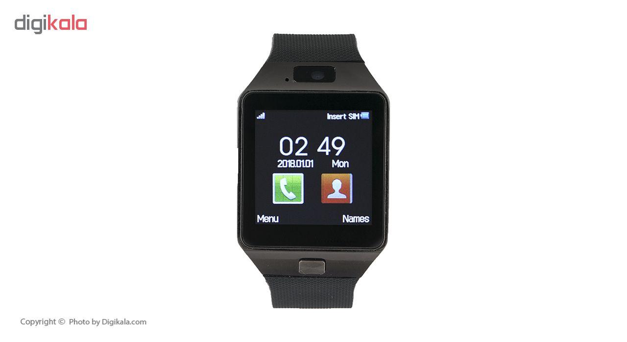ساعت هوشمند اسمارت بیسون مدل SB-01 به همراه هندزفری اچ بی کیو مدل i7