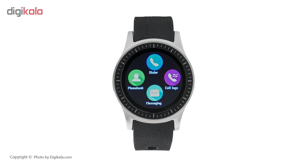 ساعت هوشمند جی تب مدل S1 به همراه هندزفری اچ بی کیو مدل i7