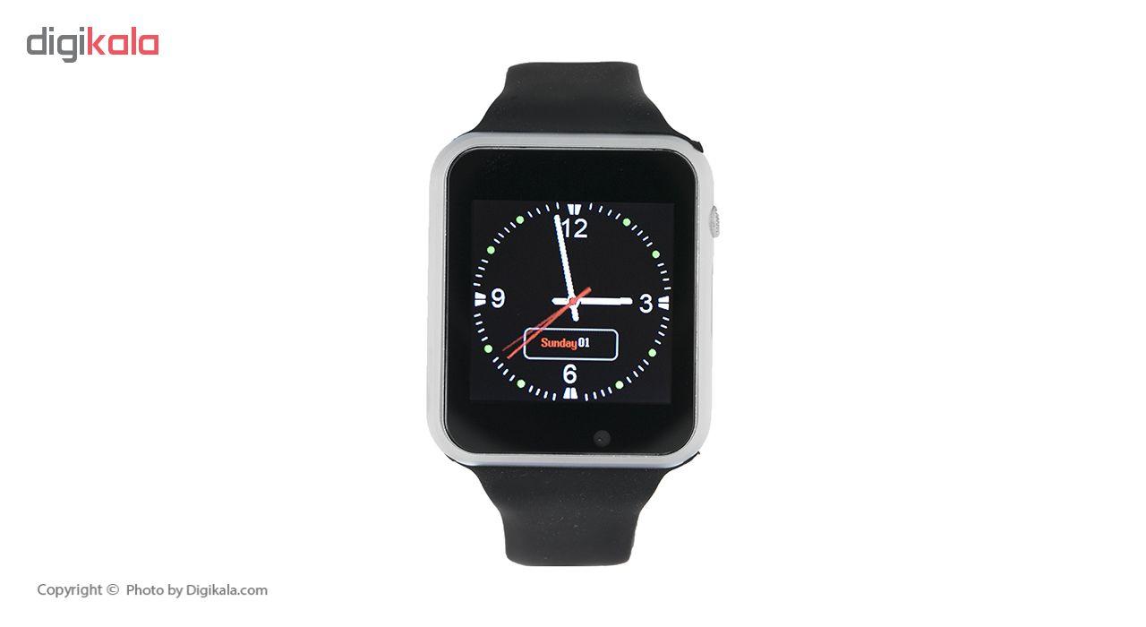 ساعت هوشمند جی-تب مدل W101 Hero به همراه هندزفری اچ بی کیو مدل i7
