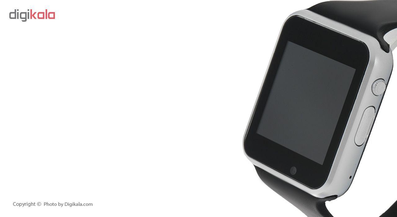 ساعت هوشمند جی-تب مدل W101 Hero به همراه هندزفری اچ بی کیو مدل i7 و کارت حافظه 16 گیگابایتی main 1 3