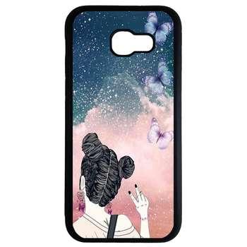 کاور طرح دخترانه کد 8423 مناسب برای گوشی موبایل سامسونگ galaxy a5 2017