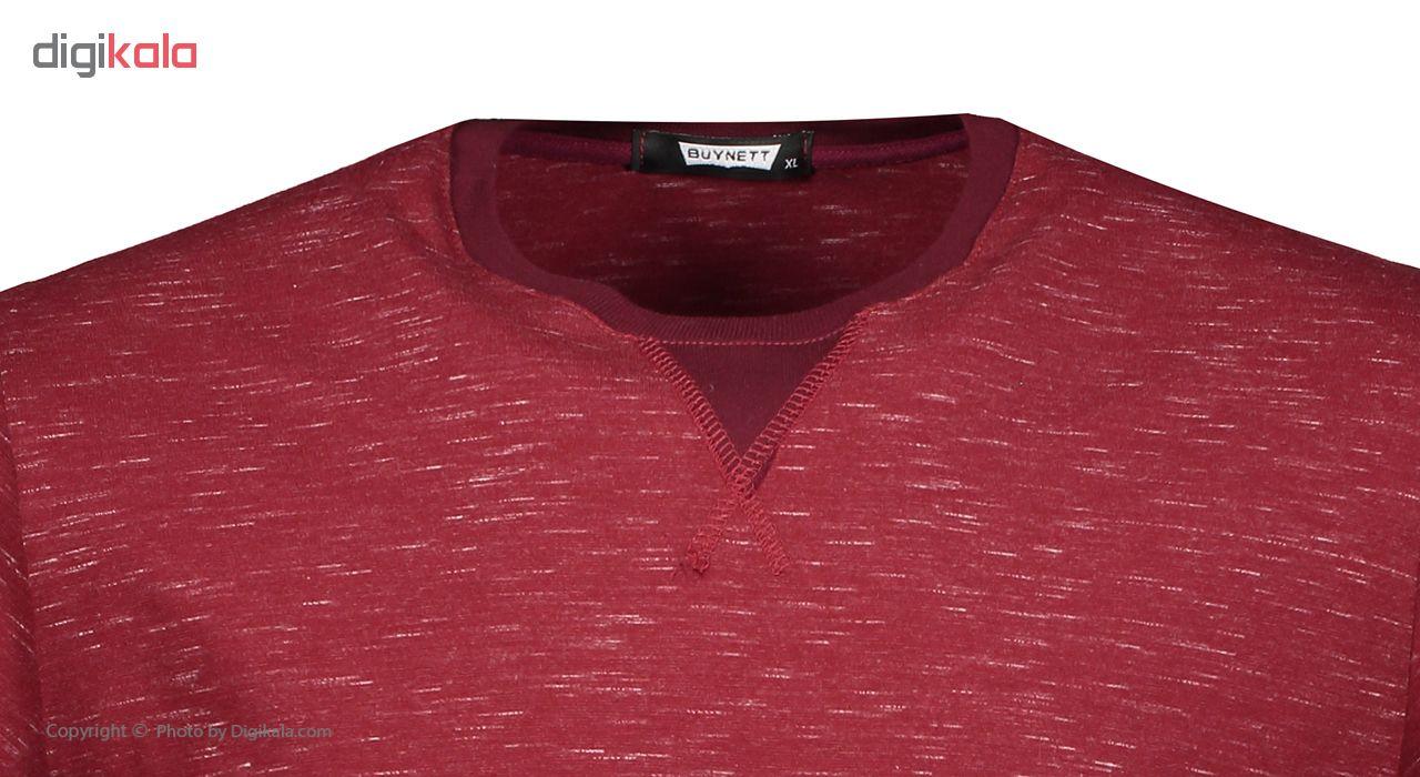 تی شرت آستین کوتاه مردانه بای نت کد btt 295-3