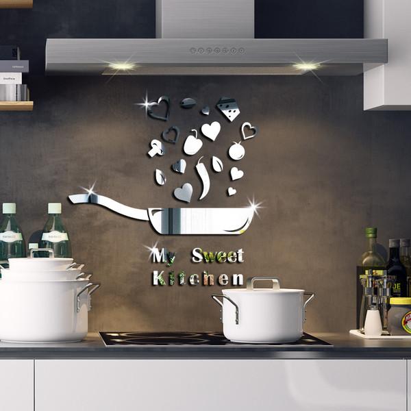 آینه پدیده شاپ مدل My Sweet Kitchen