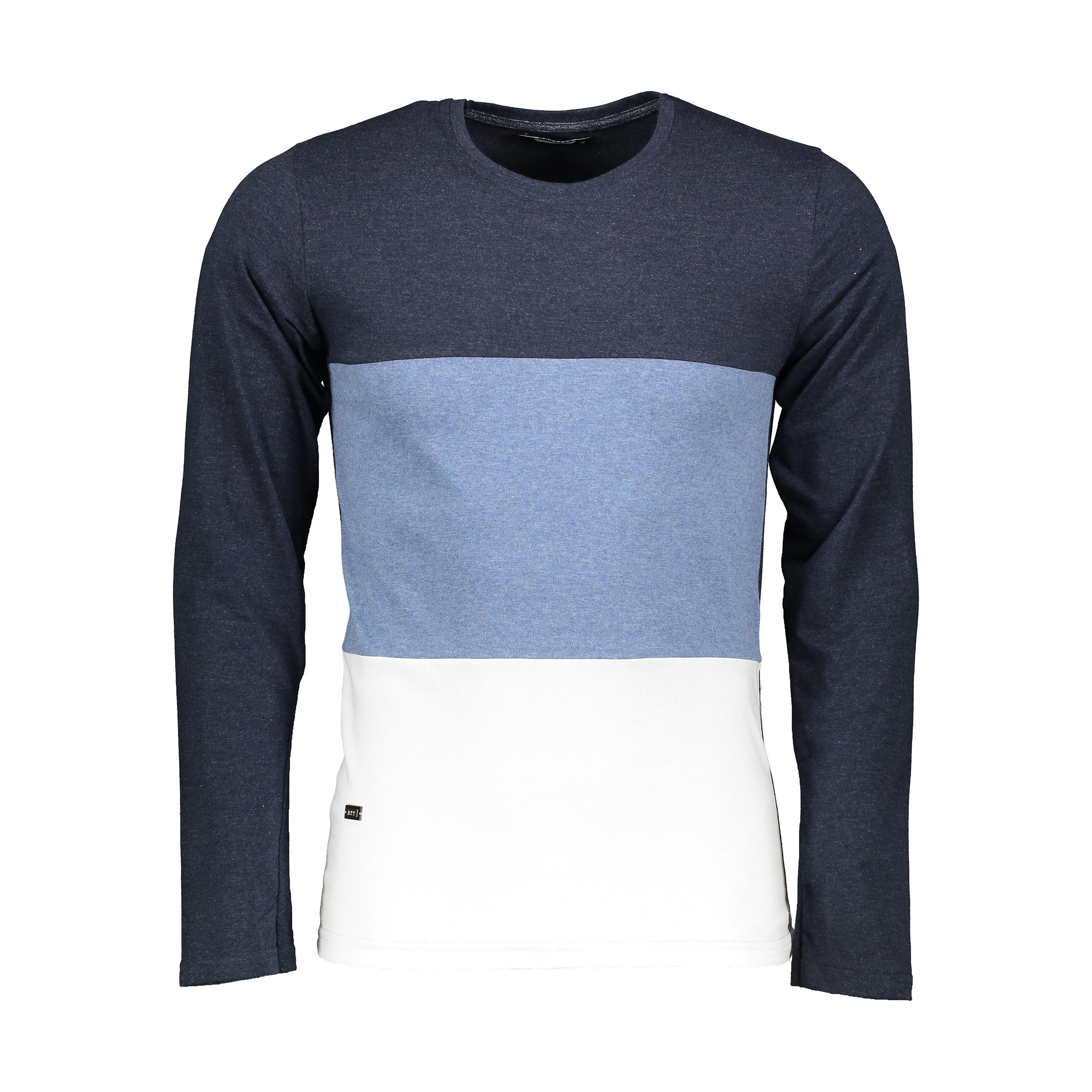 تی شرت آستین بلند مردانه بای نت کد 298-2