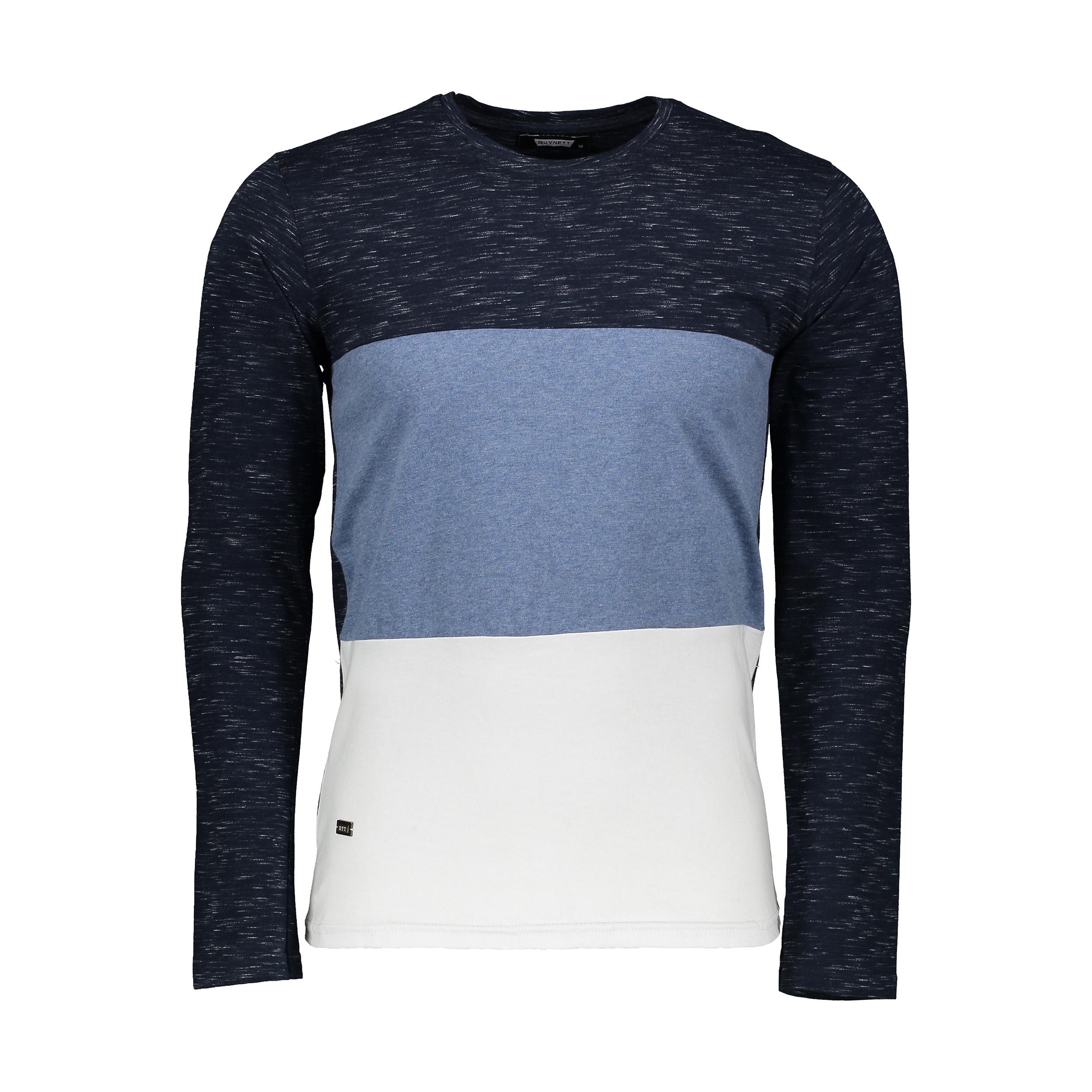 تی شرت آستین بلند مردانه بای نت کد 298-3
