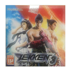 بازی TEKKEN 3 مخصوص PLAYStation 1