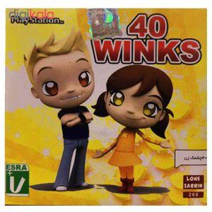بازی 40 winks مخصوص ps1