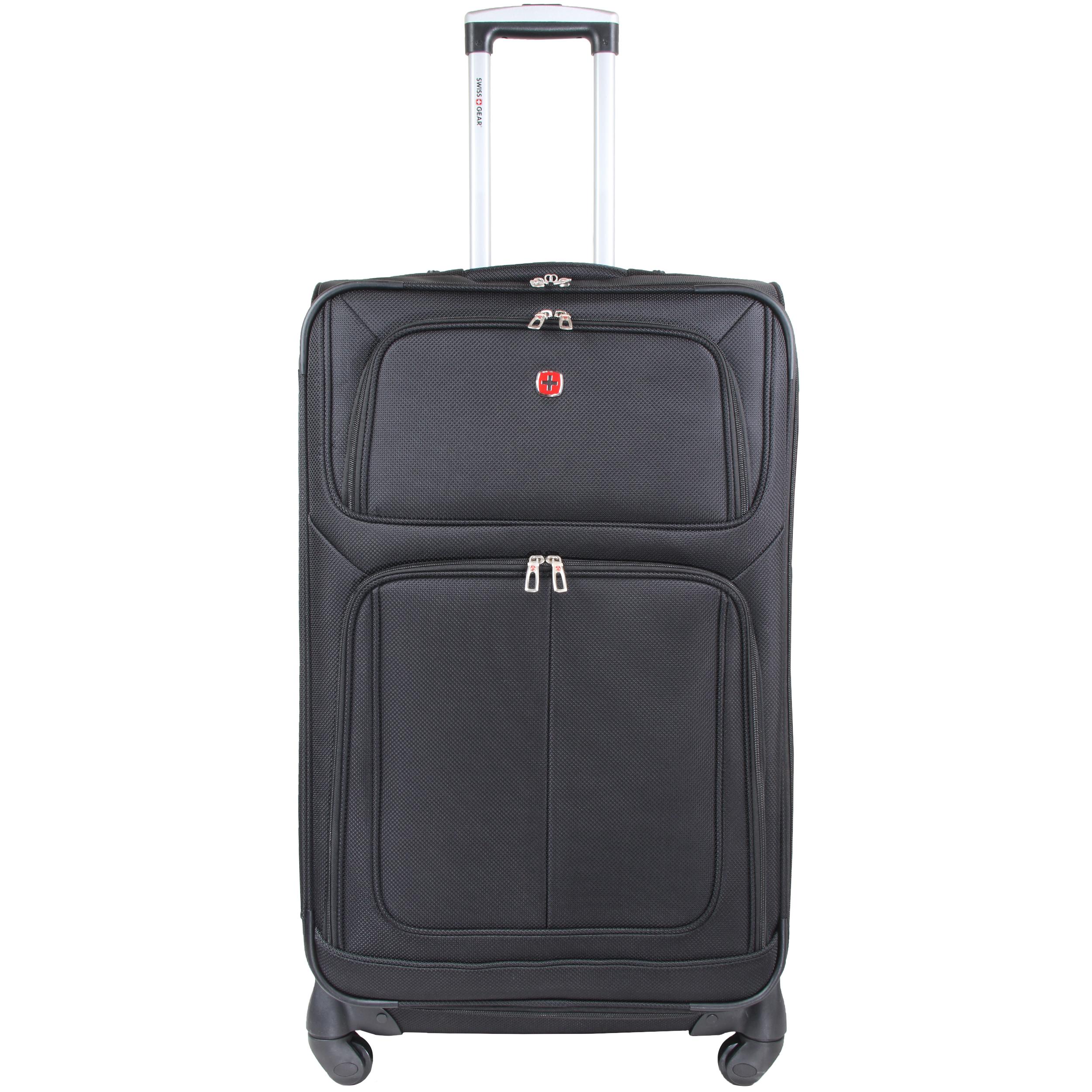 چمدان برزنتی سوییس گیر مدل 225559 سایز متوسط