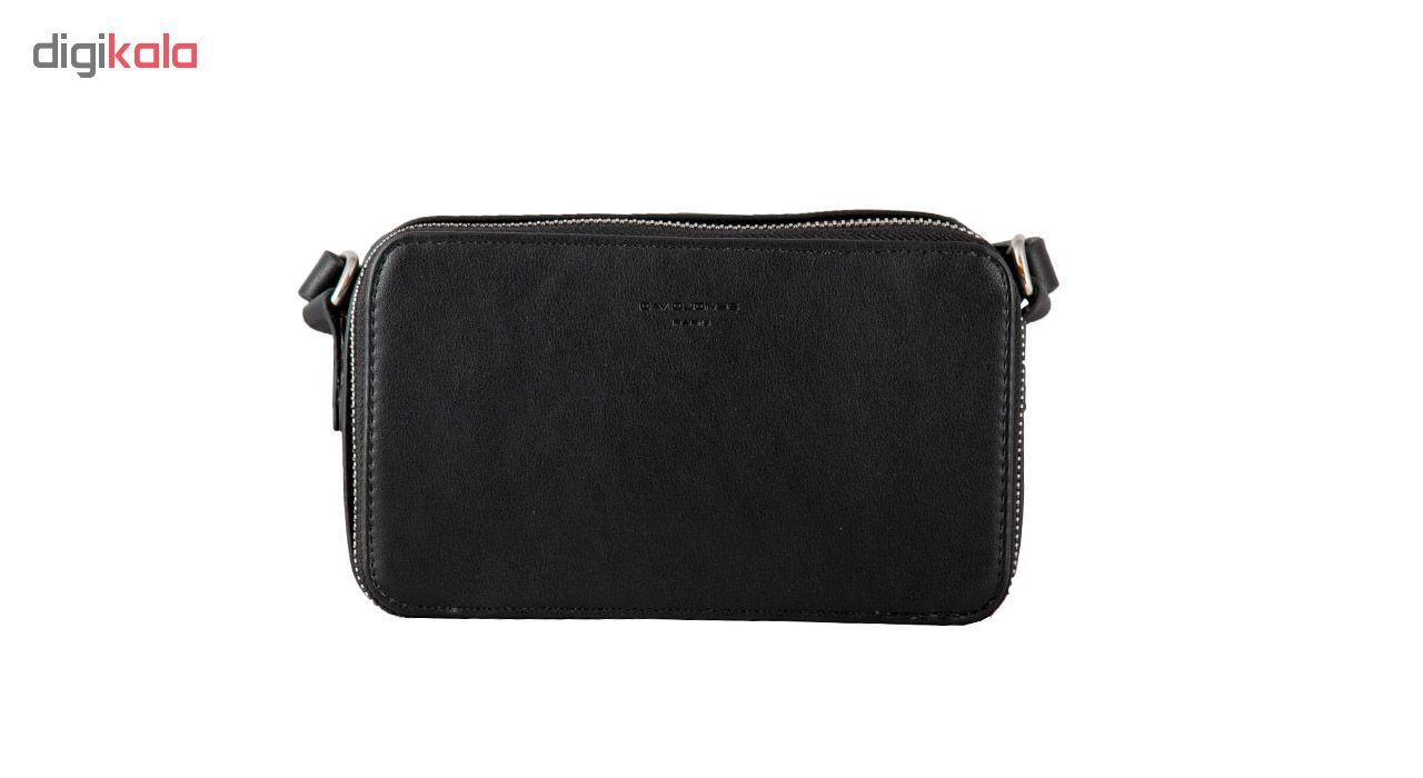 کیف دوشی زنانه مدل دیوید جونز 3-5805