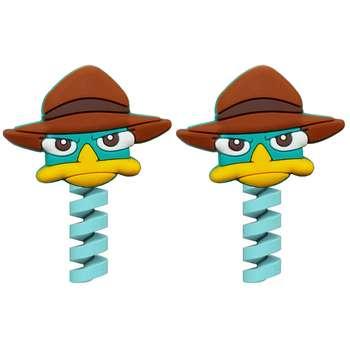 محافظ کابل شارژ طرح Duck کد F1 بسته دو عددی