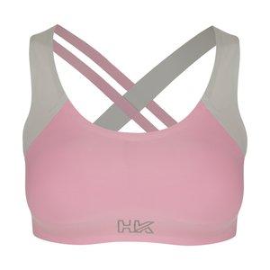 نیم تنه ورزشی زنانه اچ کی مدل 002-Pink