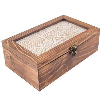 جعبه چای کیسه ای گالری اسعدی کد 66111