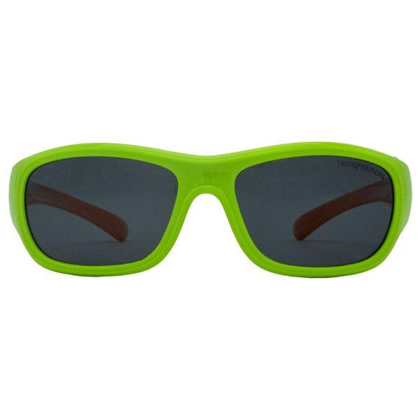 عینک آفتابی دخترانه ترانسفرمرز مدل TF-1526 رنگ سبز