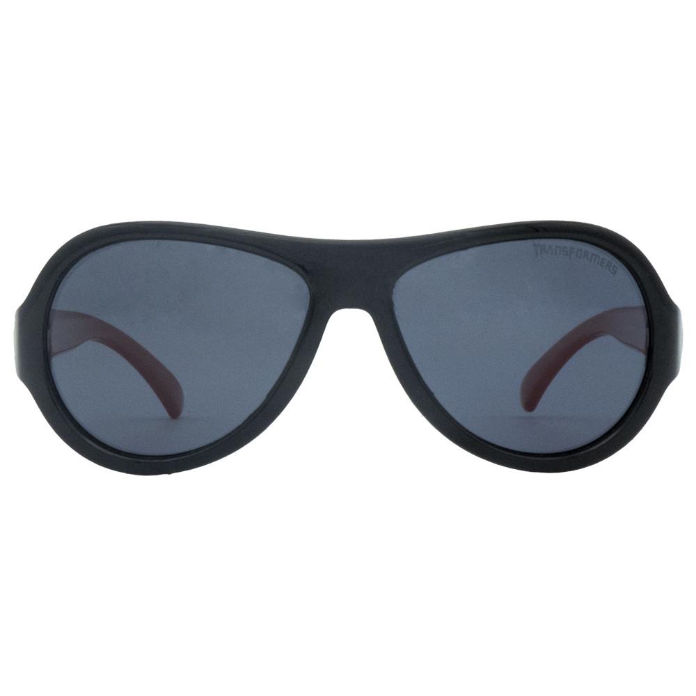 عینک آفتابی پسرانه ترانسفرمرز مدل TF-1769 رنگ مشکی قرمز