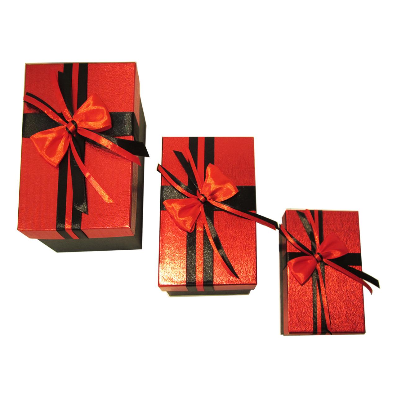 جعبه هدیه کد GBR مجموعه سه عددی