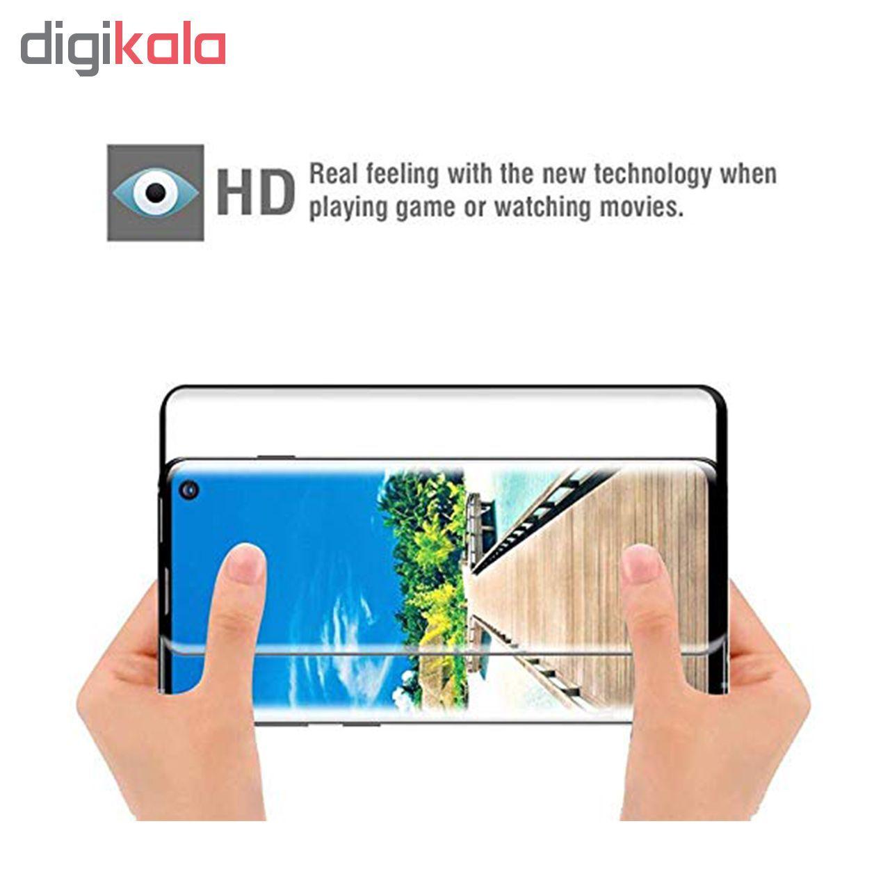 محافظ صفحه نمایش مدل 22eue مناسب برای گوشی سامسونگ Galaxy S10 Plus main 1 5
